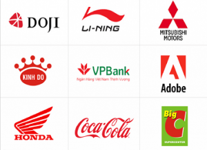 Thiết kế logo chữ doanh nghiệp với mệnh hỏa