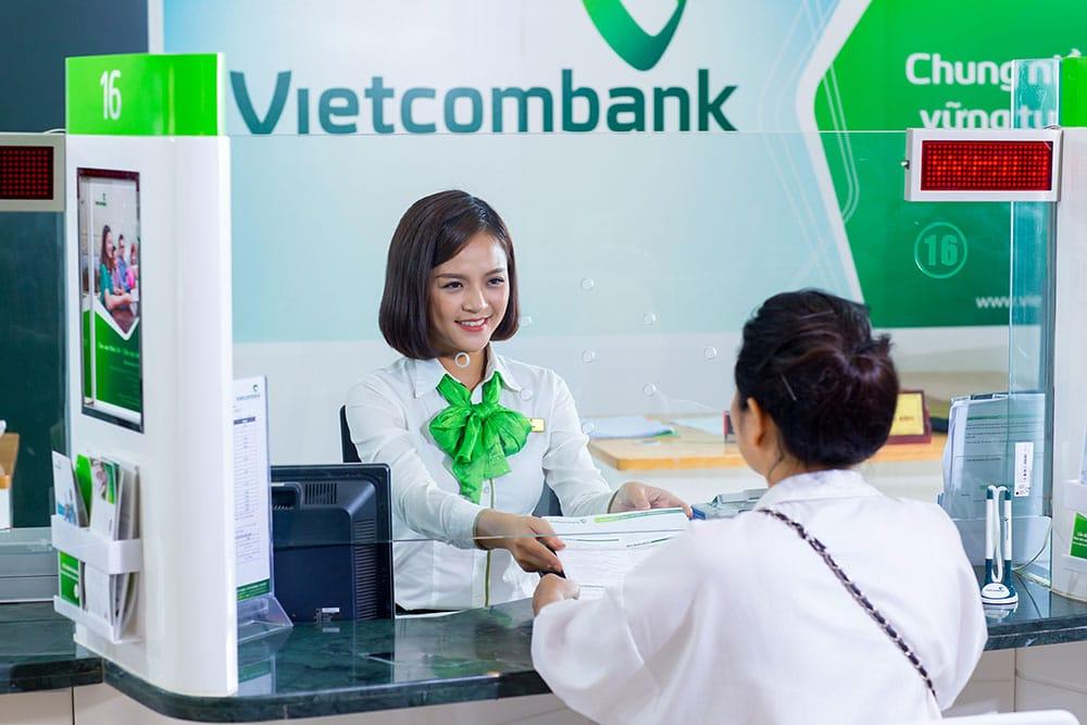 Chụp Ảnh Thương Hiệu Vietcombank
