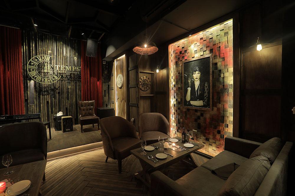 Chụp Ảnh Thương Hiệu LE TEMPS Wine Lounge