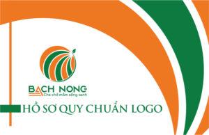 Hồ sơ quy chuẩn logo Bách Nông | AZCO Branding