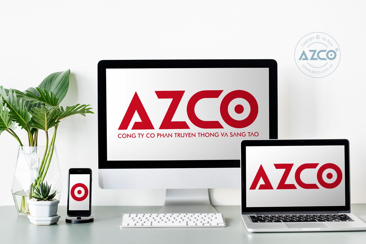 Thiết kế thương hiệu AZCO