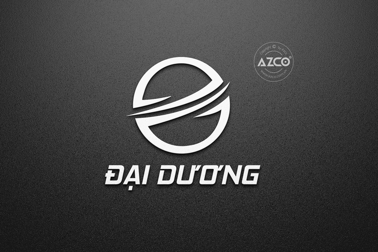 Thiết Kế Logo Thương Hiệu ĐẠI DƯƠNG Tại AZCO