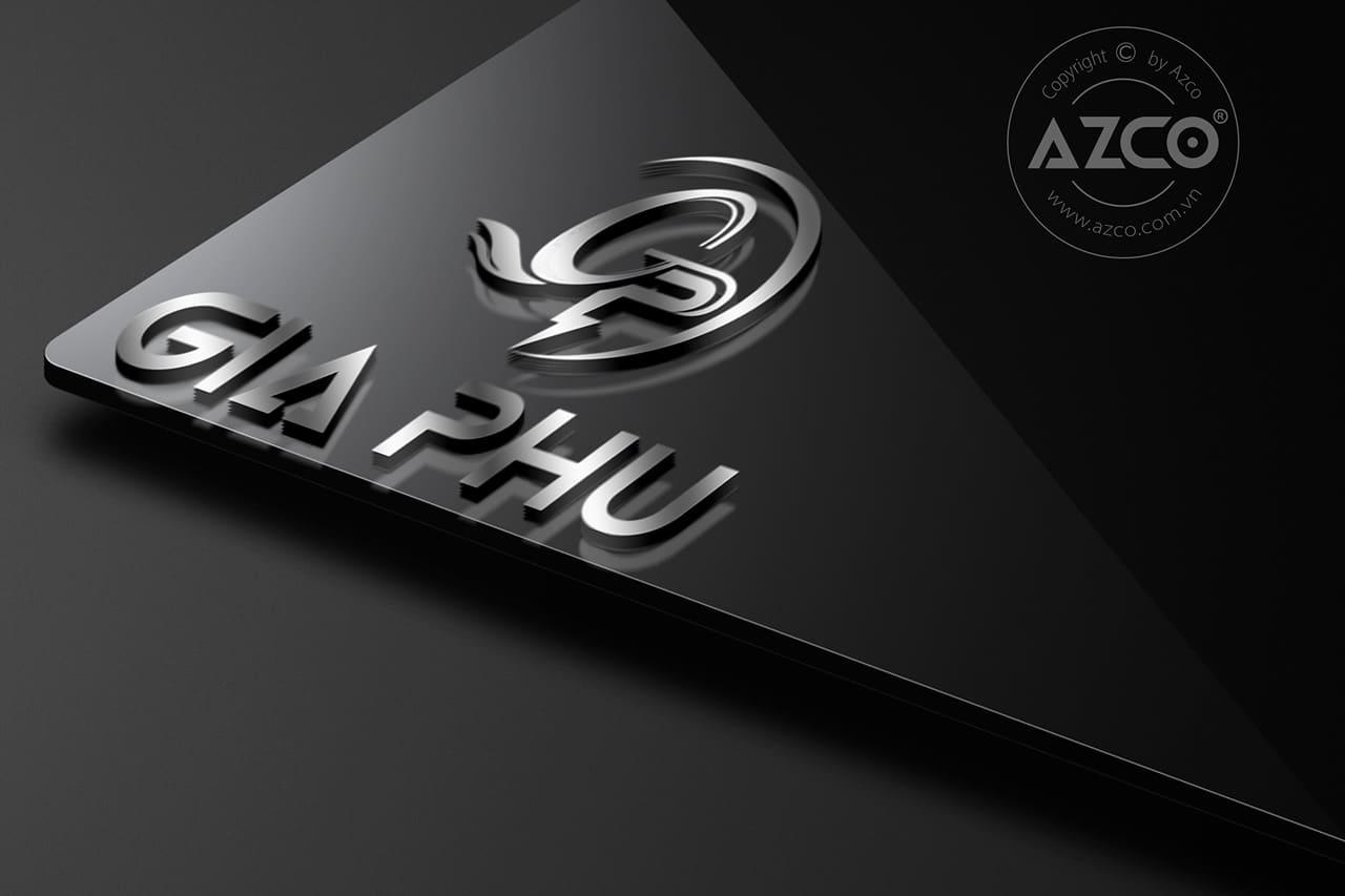 Thiết Kế Logo Thương Hiệu GIA PHU Tại AZCO
