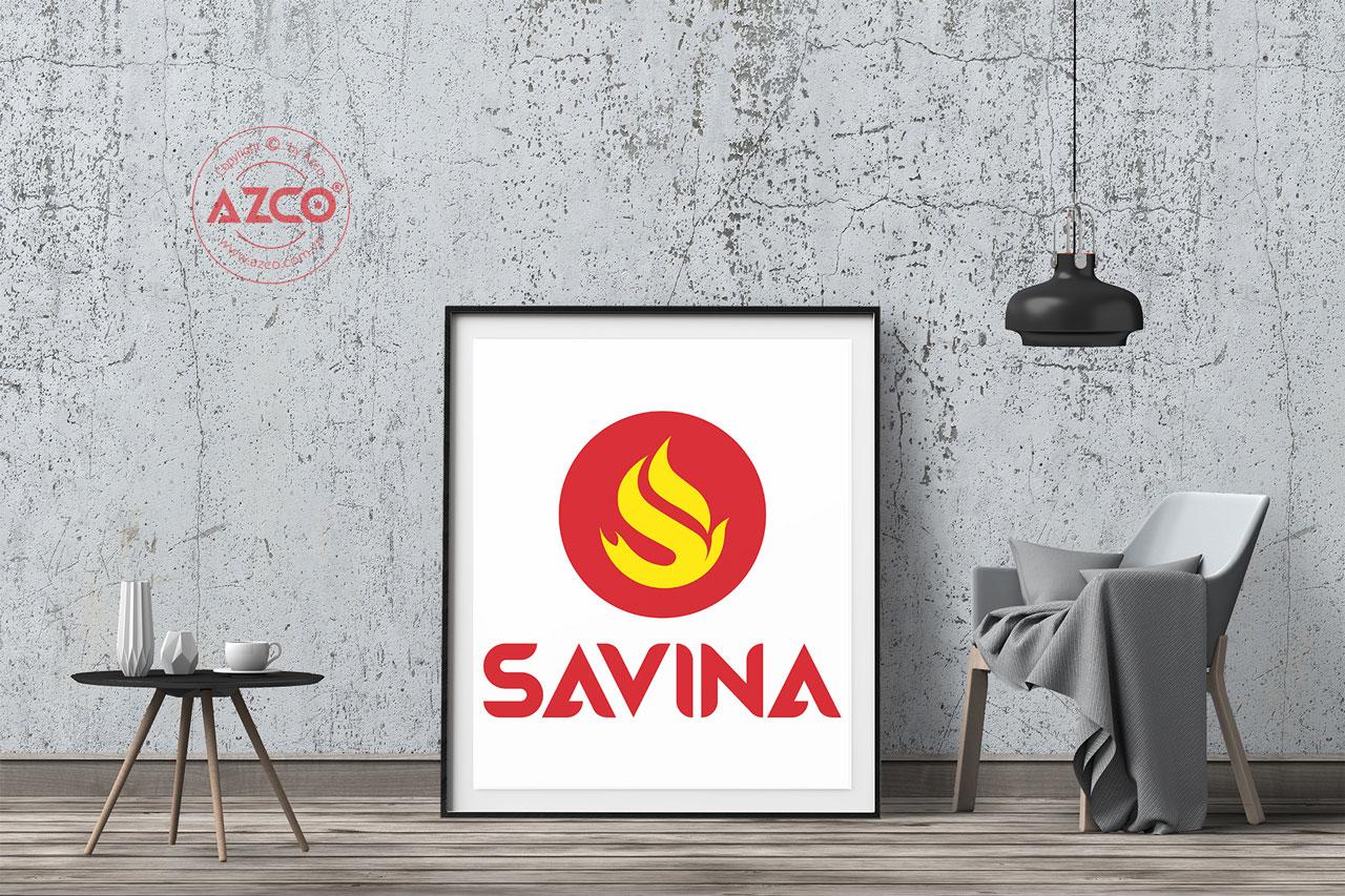 Logo thương hiệu SAVINA