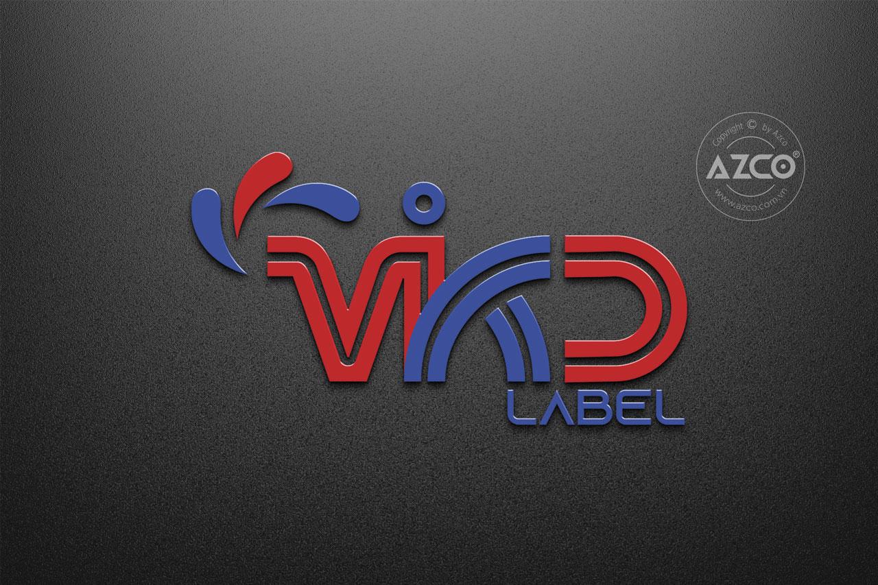 Thiết Kế Logo Thương Hiệu VIKD Tại AZCO