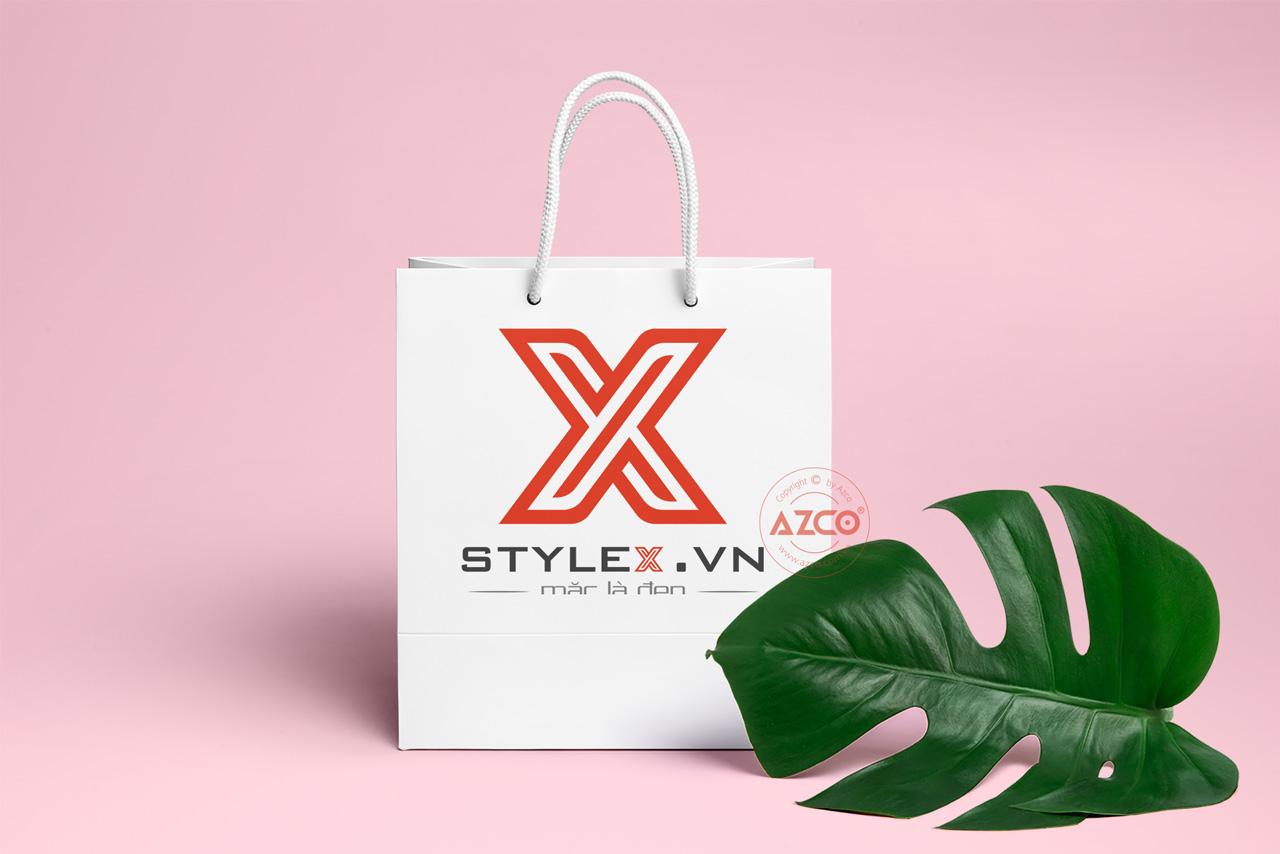 Thiết Kế Logo Thương Hiệu STYLEX.VN Tại AZCO