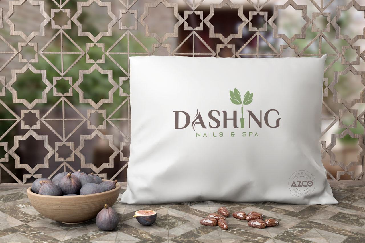 Thiết Kế Logo Thương Hiệu DASHING Tại AZCO