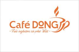 Thiết kế logo thương hiệu CAFE DONG | AZCO Branding