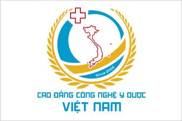 Thiết kế logo Cao đẳng Y Dược Việt Nam | AZCO Branding