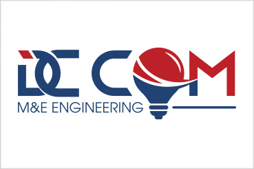 Thiết kế logo DC COM | AZCO Branding