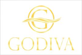 Thiết kế logo thương hiệu GODIVA   AZCO Branding