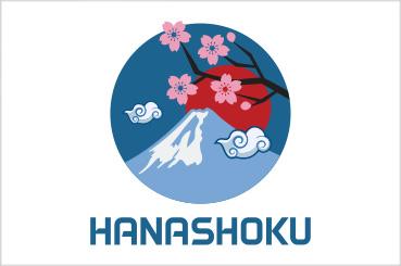 Thiết kế logo HANASHOKU | AZCO Branding