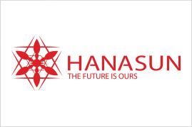 Thiết kế logo thương hiệu HANASUN | AZCO Branding