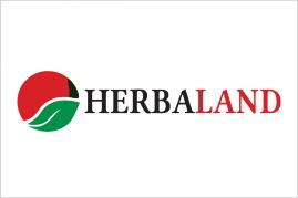 Thiết kế logo thương hiệu HERBALAND   AZCO Branding