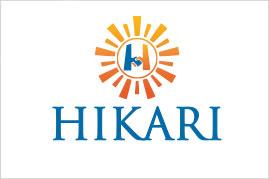 Thiết kế logo thương hiệu HIKARI | AZCO Branding