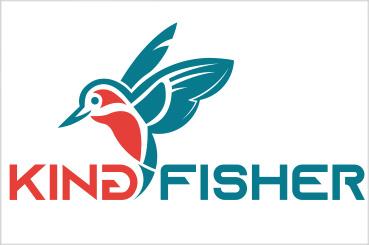 Thiết kế logo KINGFISHER | AZCO Branding
