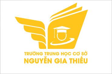 Thiết kế logo THCS Nguyễn Gia Thiều | AZCO Branding