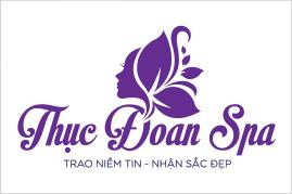 Thiết kế logo thương hiệu THUC DOAN SPA | AZCO Branding