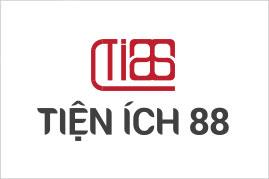 Thiết kế logo thương hiệu TIỆN ÍCH 88 | AZCO Branding