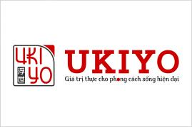Thiết kế logo thương hiệu UKIYO | AZCO Branding