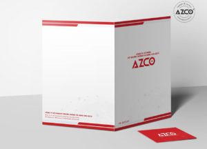 Thiết kế profile | AZCO Branding