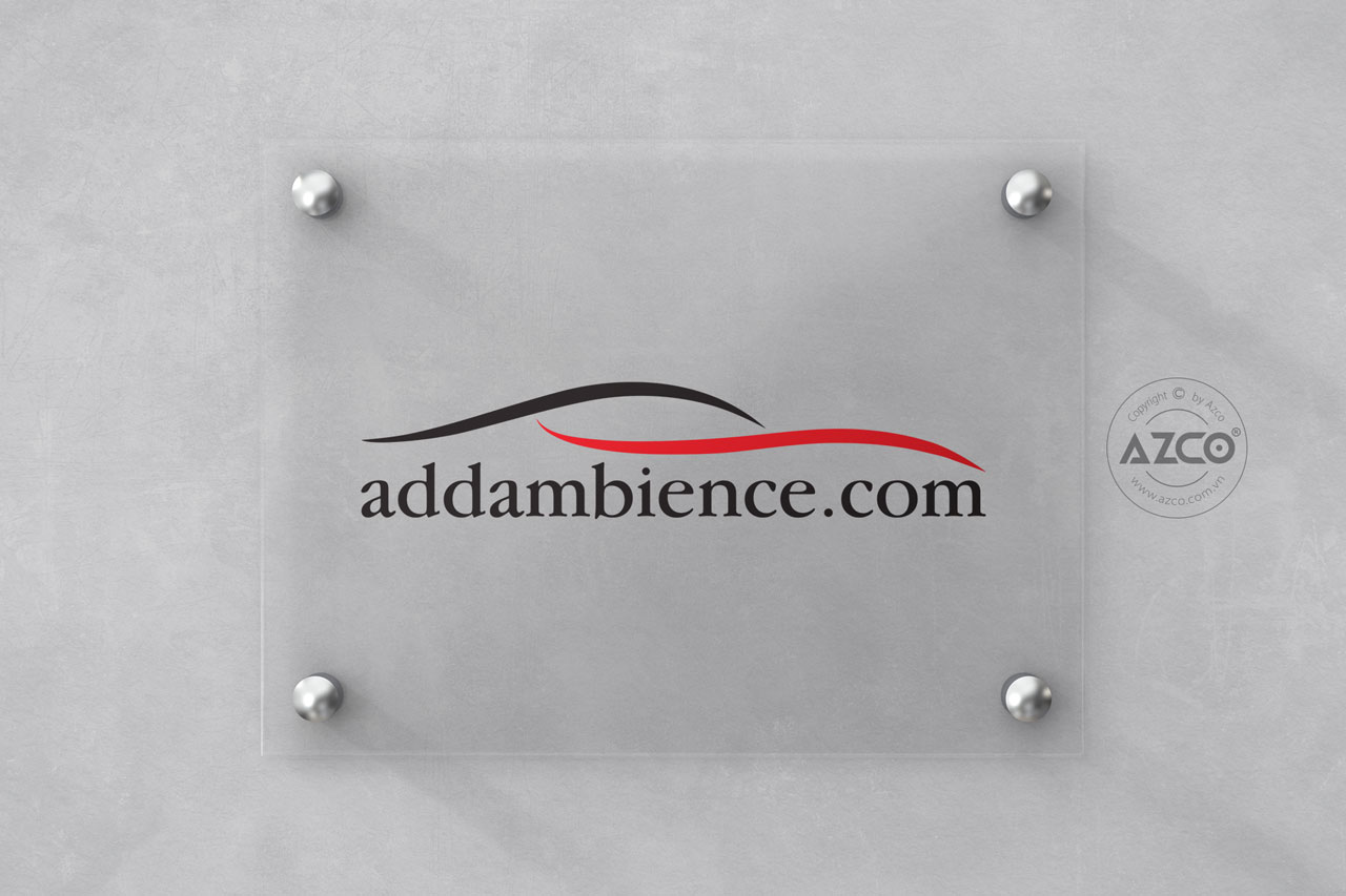 Thiết kế logo thương hiệu ADDAMBIENCE | AZCO Branding
