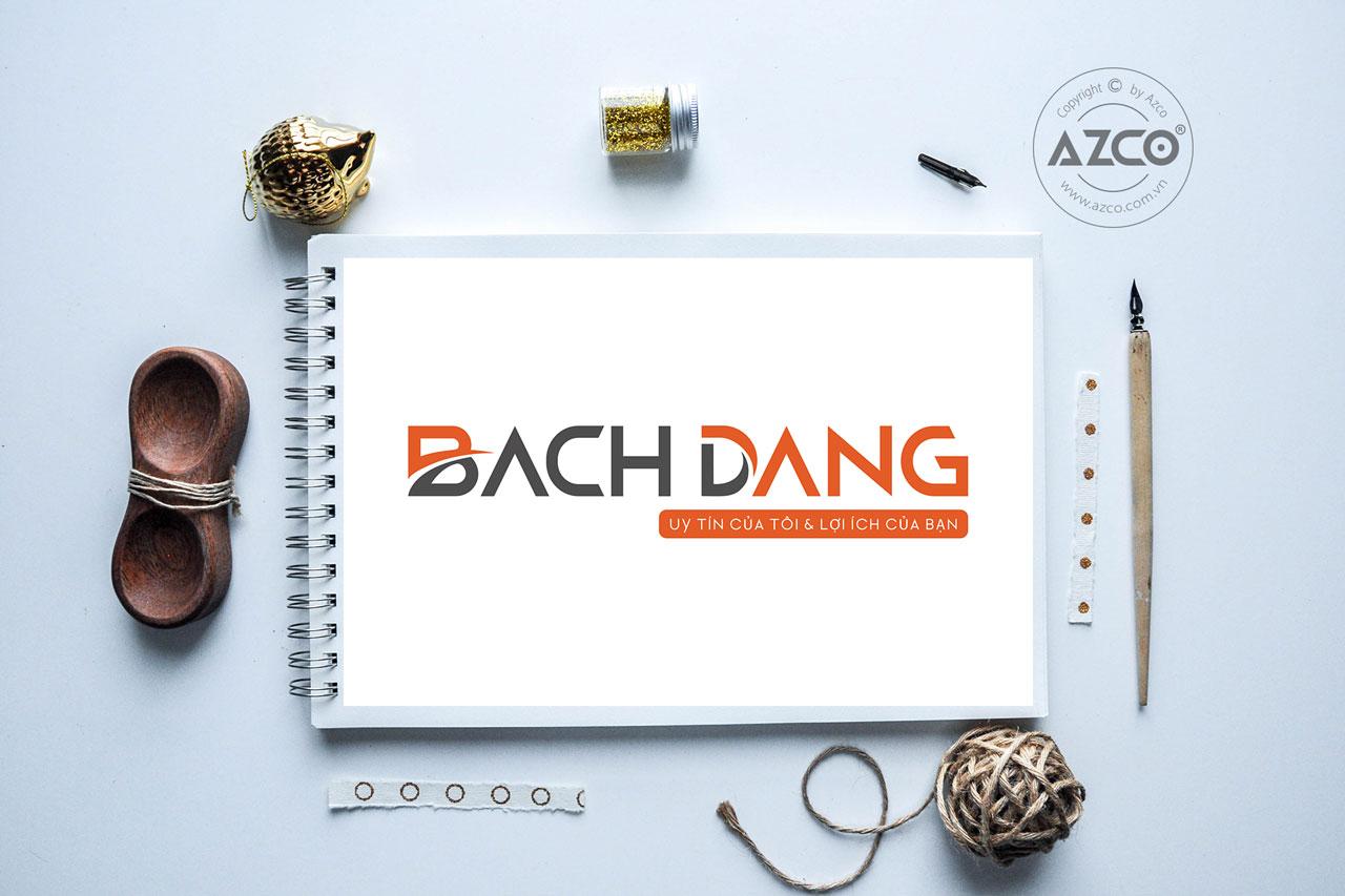 Thiết Kế Logo Thương Hiệu BACH DANG Tại AZCO