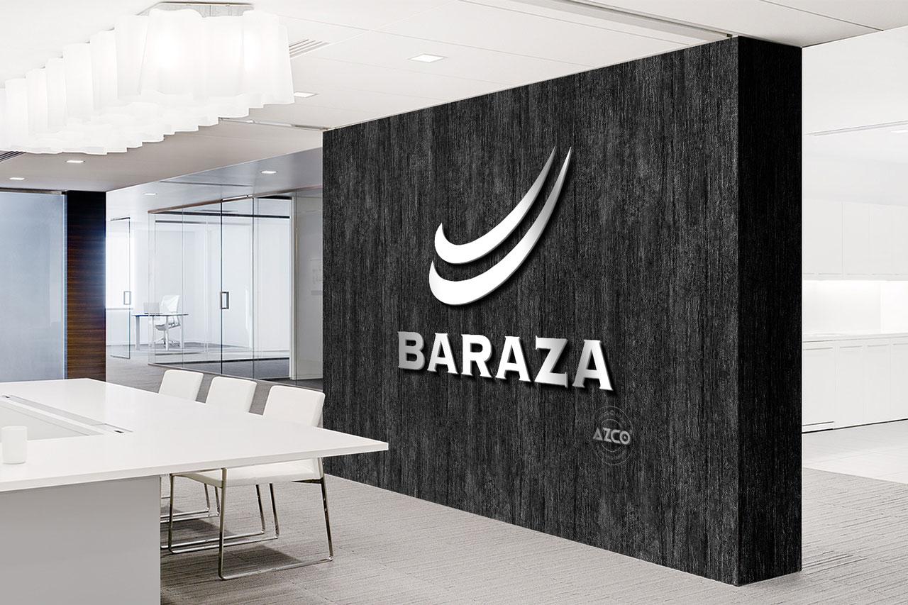 Thiết kế logo thương hiệu THIẾT KẾ LOGO THƯƠNG HIỆU BARAZA | AZCO BRANDING | AZCO Branding