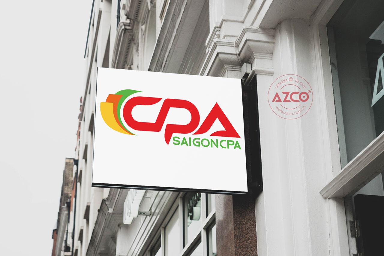 Thiết Kế Logo Thương Hiệu CPA Tại AZCO
