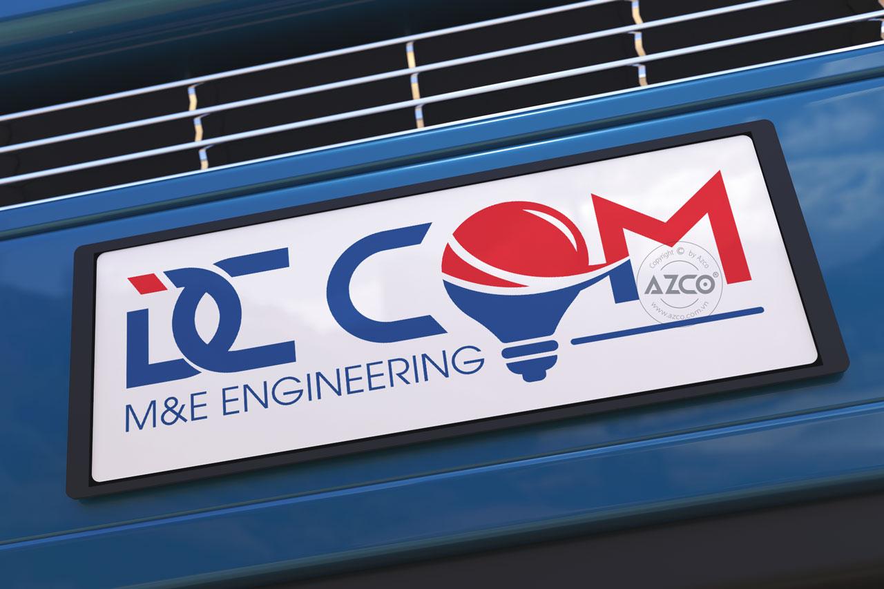 Thiết Kế Logo Thương Hiệu DC COM Tại AZCO
