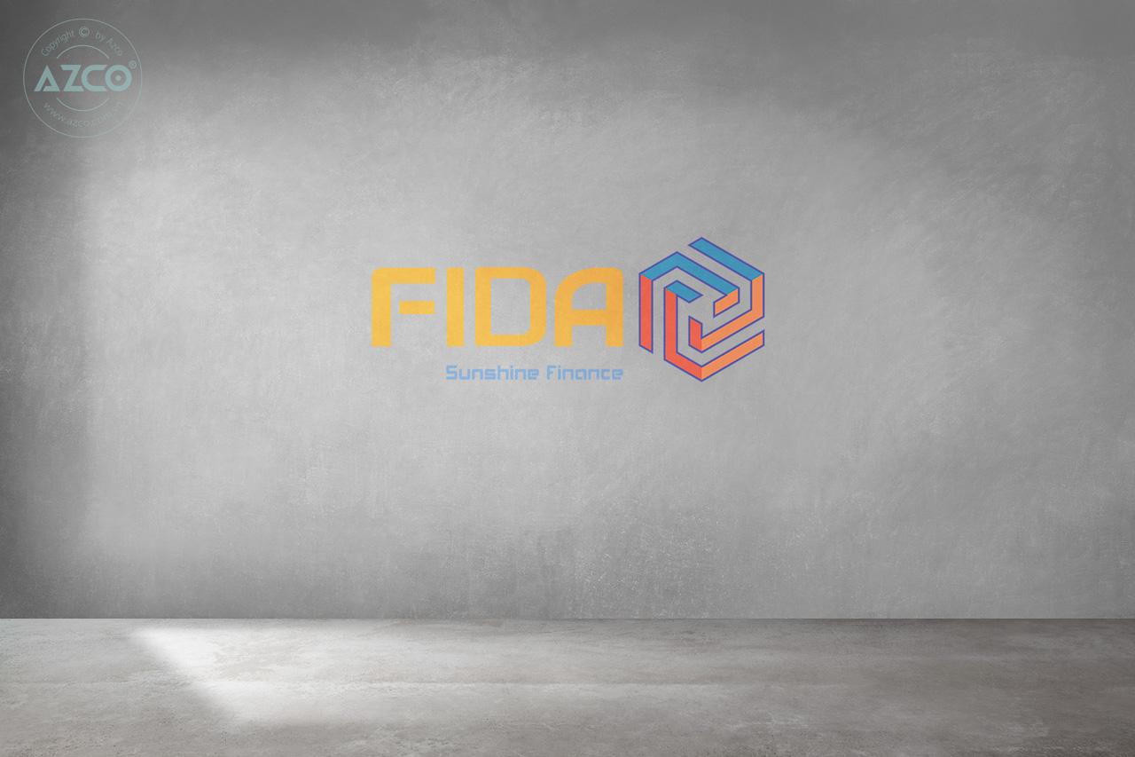 Thiết Kế Logo Thương Hiệu FIDA Tại AZCO