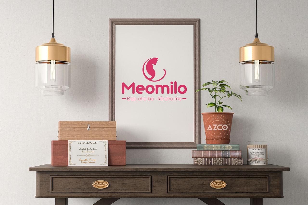 Thiết Kế Logo Thương Hiệu MEO MILO Tại AZCO