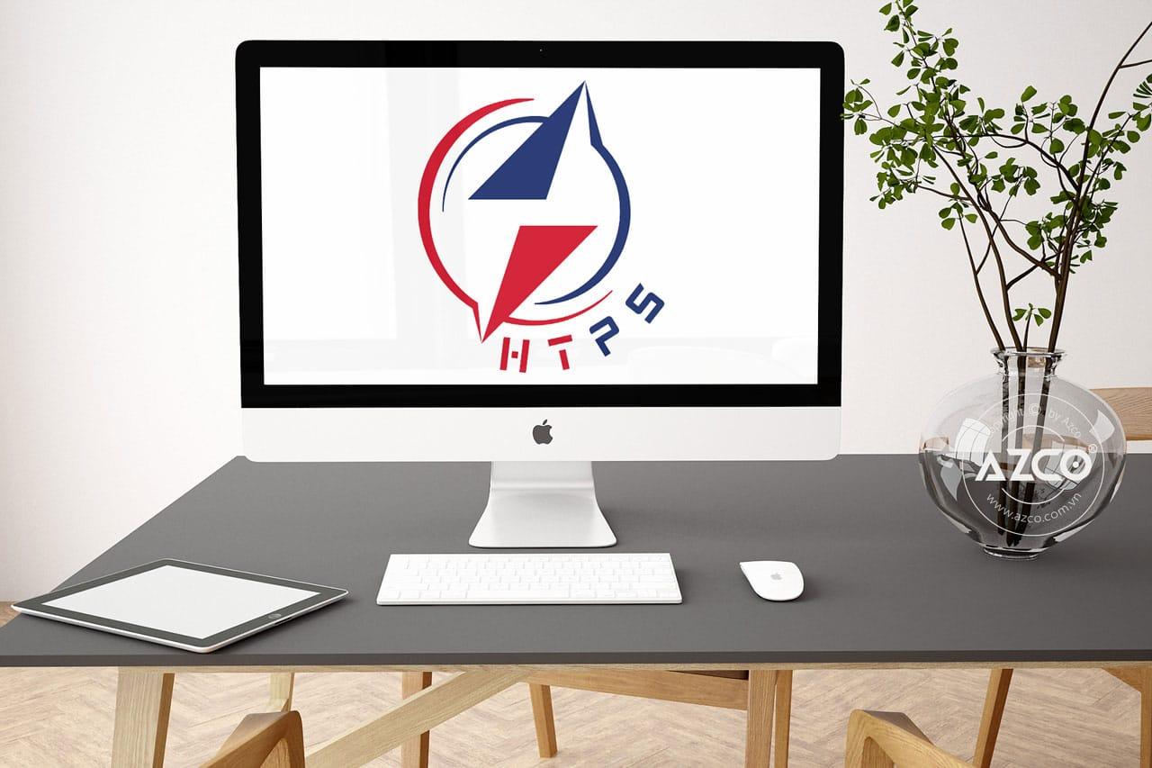 Dự án thiết kế logo HTPS