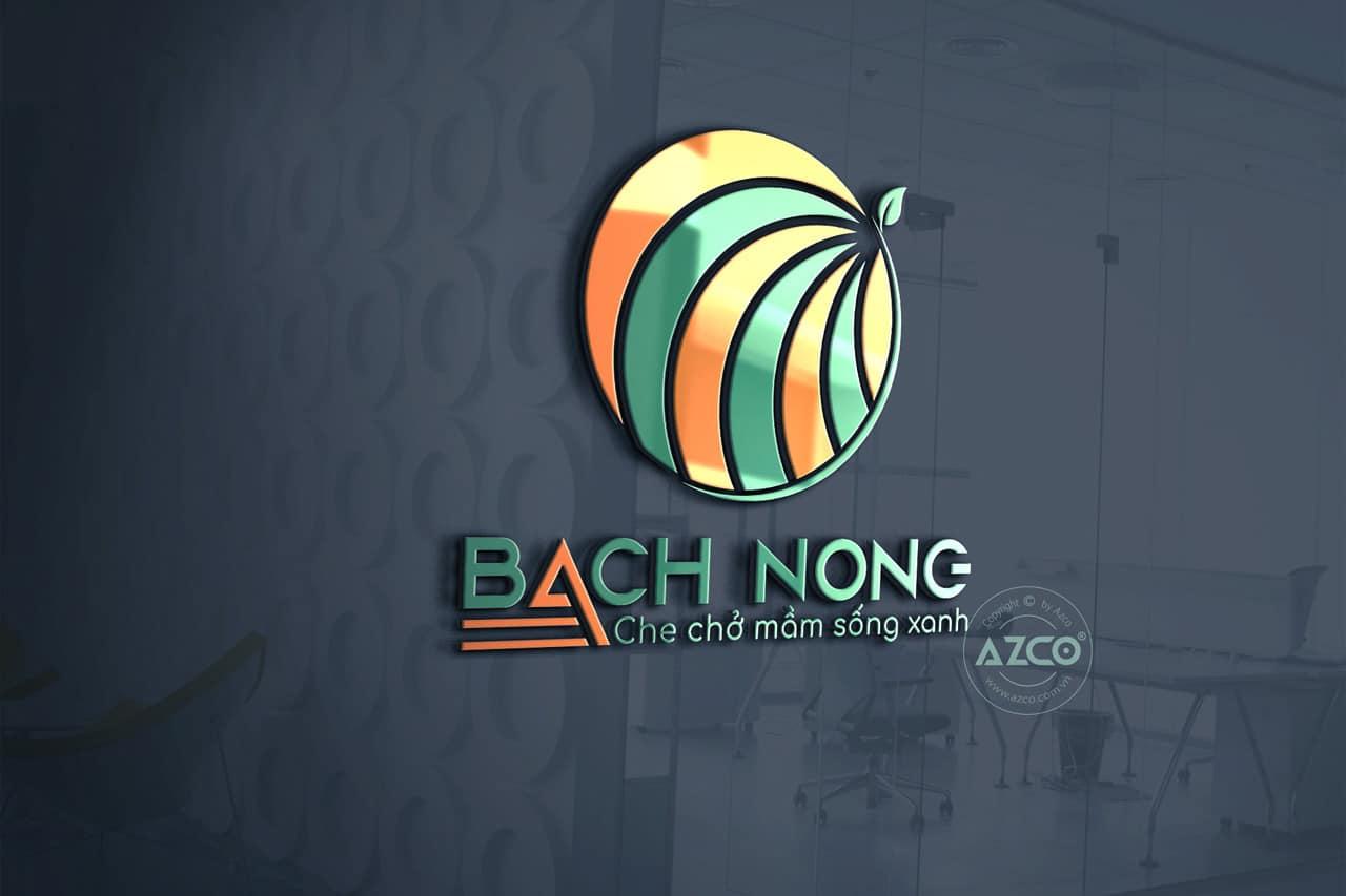 Dự án thiết kế logo Bách Nông