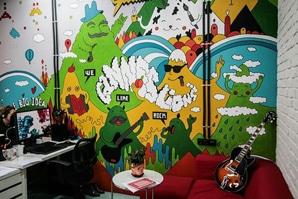 Tranh tường văn phòng | Tranhtuongvietnam