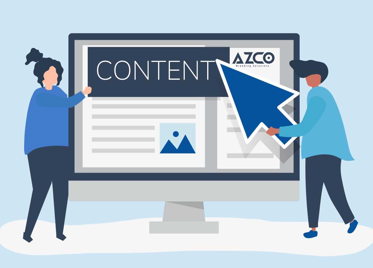 Triển khai content marketing | AZCO Branding