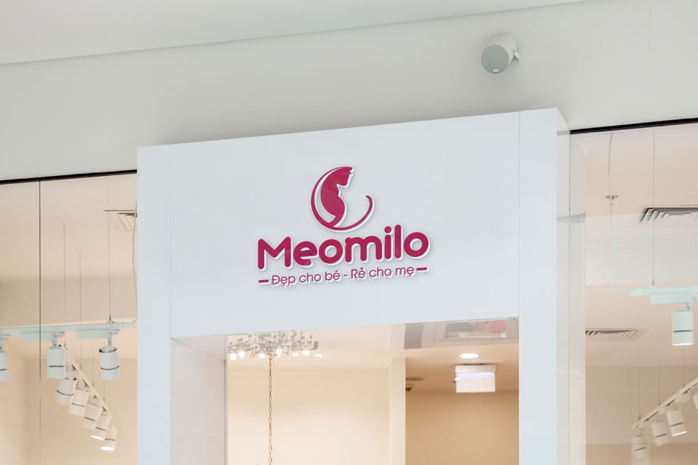 Thiết kế MEOMILO   AZCO Branding